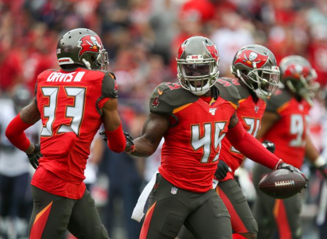 Tampa Bay Buccaneers live stream on TV and mobile